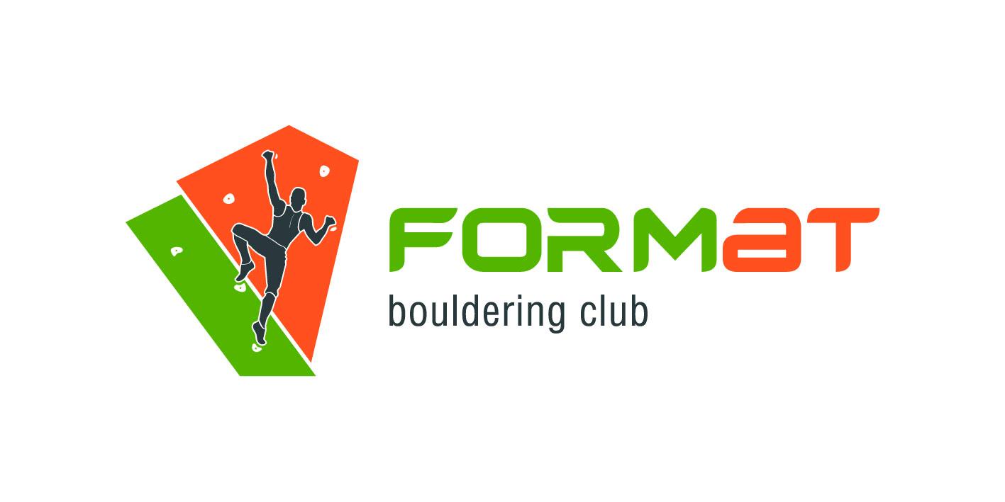 логотип клуба скалолазания FormAT