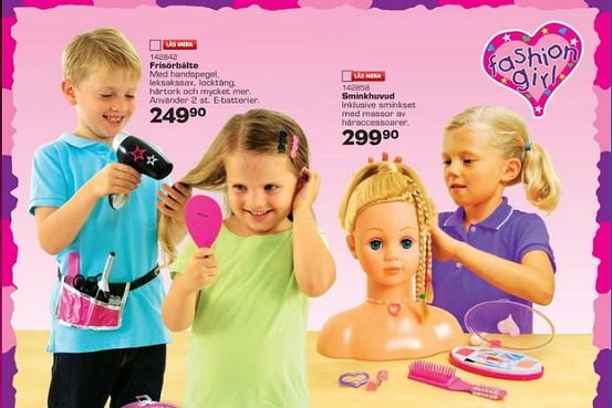 Рекламний каталог компанії Top Toy