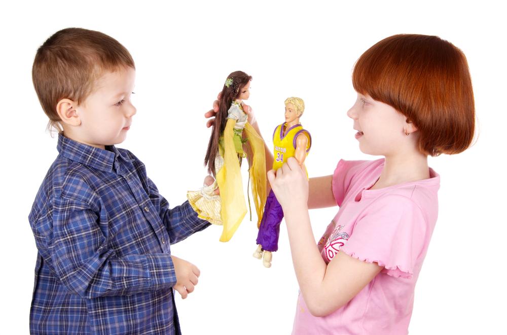 Гендерное равенство в рекламе игрушек