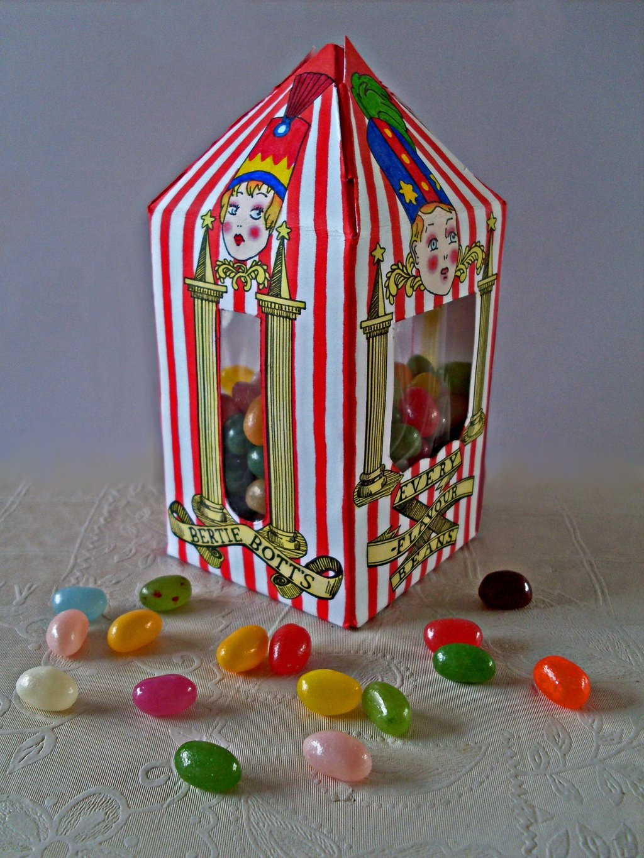«Bertie Botts beans» - солодощі з «Гаррі Поттера»