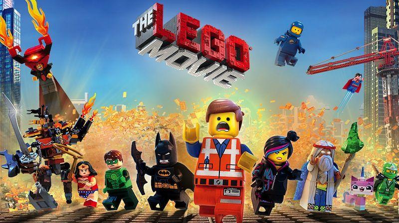 «The Lego Movie» як реклама продукції Lego