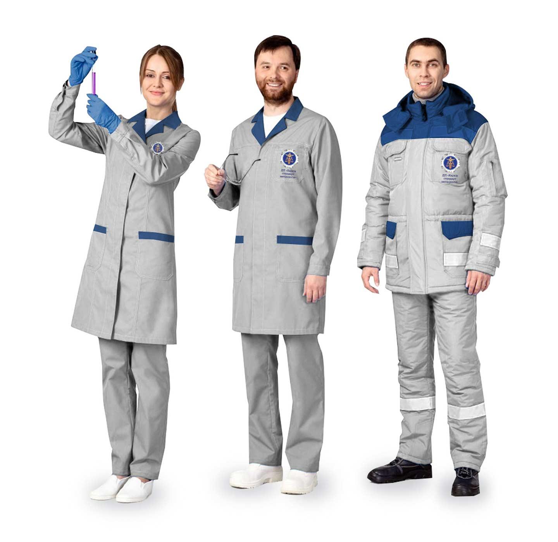 Дизайн уніформи - брендинг Харківстандартметрологія