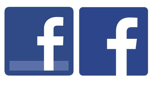 Редизайн логотипа - Фейсбук