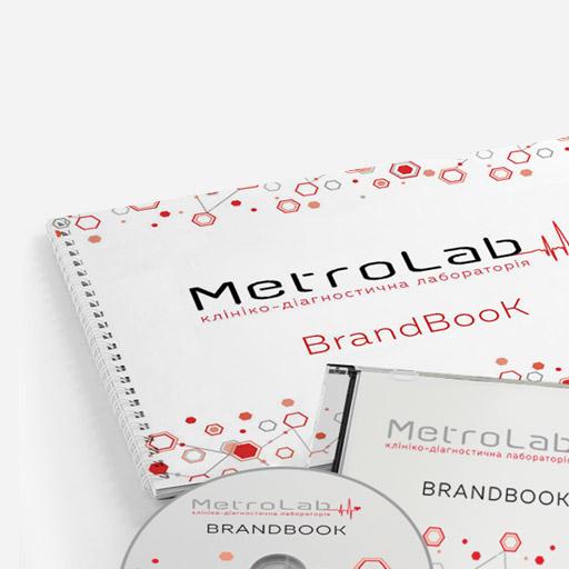 Брендбук MetroLab