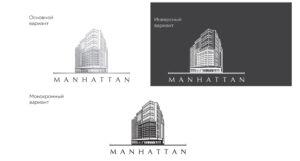 Лого «Манхеттен»