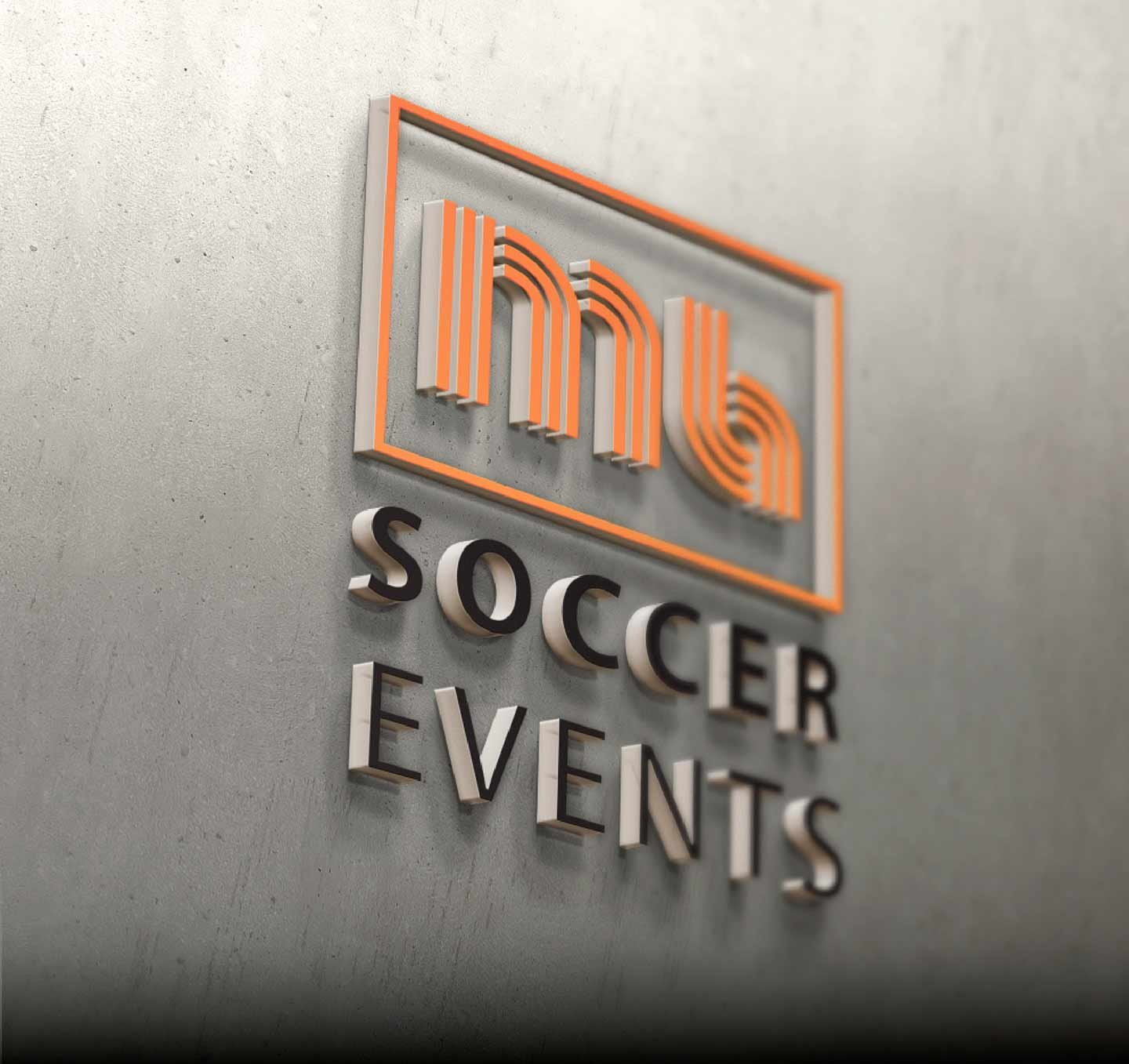 Логотип MB Soccer Events