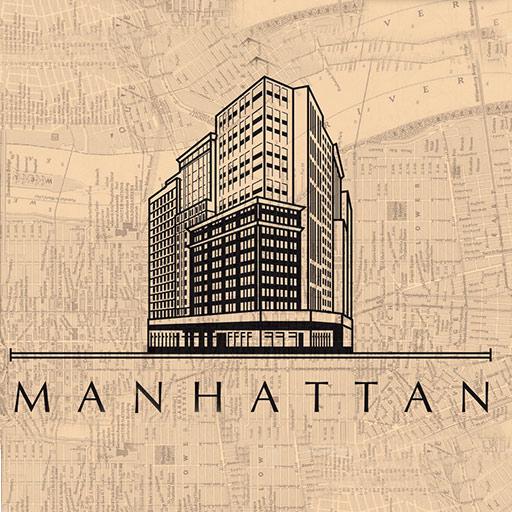 Лого Manhattan