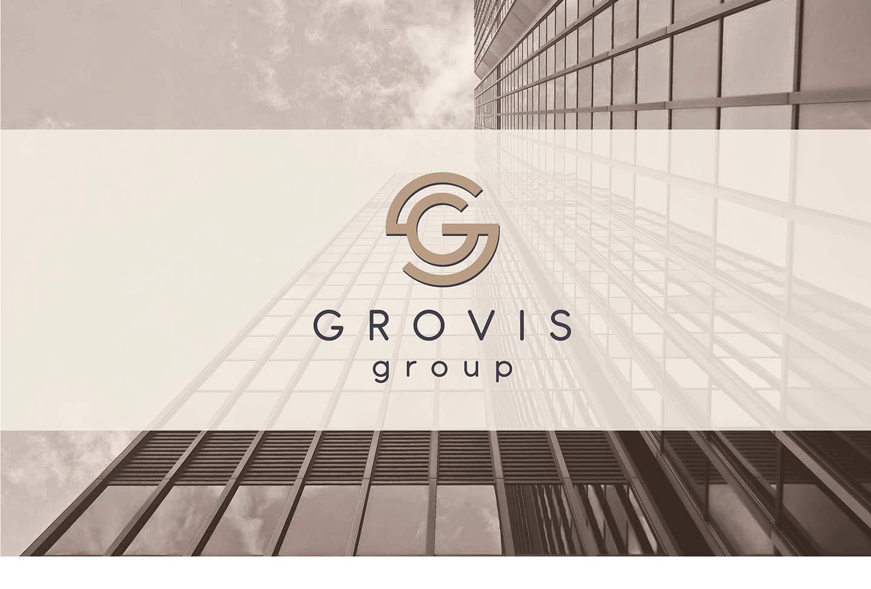 Grovis Group - брендинг, нейм, логотип, фирменный стиль
