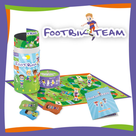 Игра Footbik Team