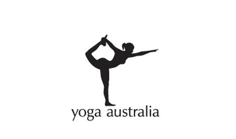 Лого yoga australia