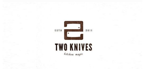 Логотип Two Knives