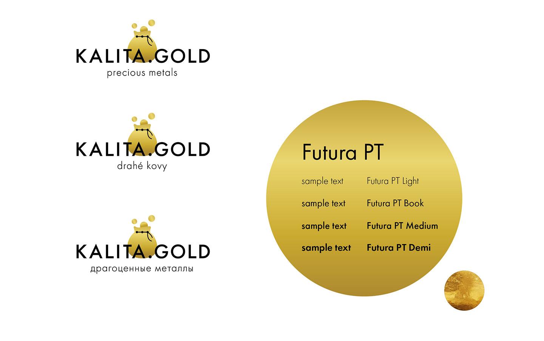Kalita.Gold - фирменные цвета