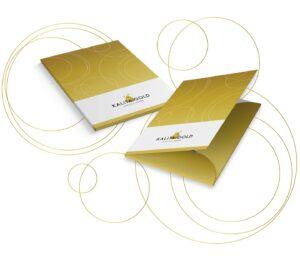 Kalita.Gold - фирменные папки