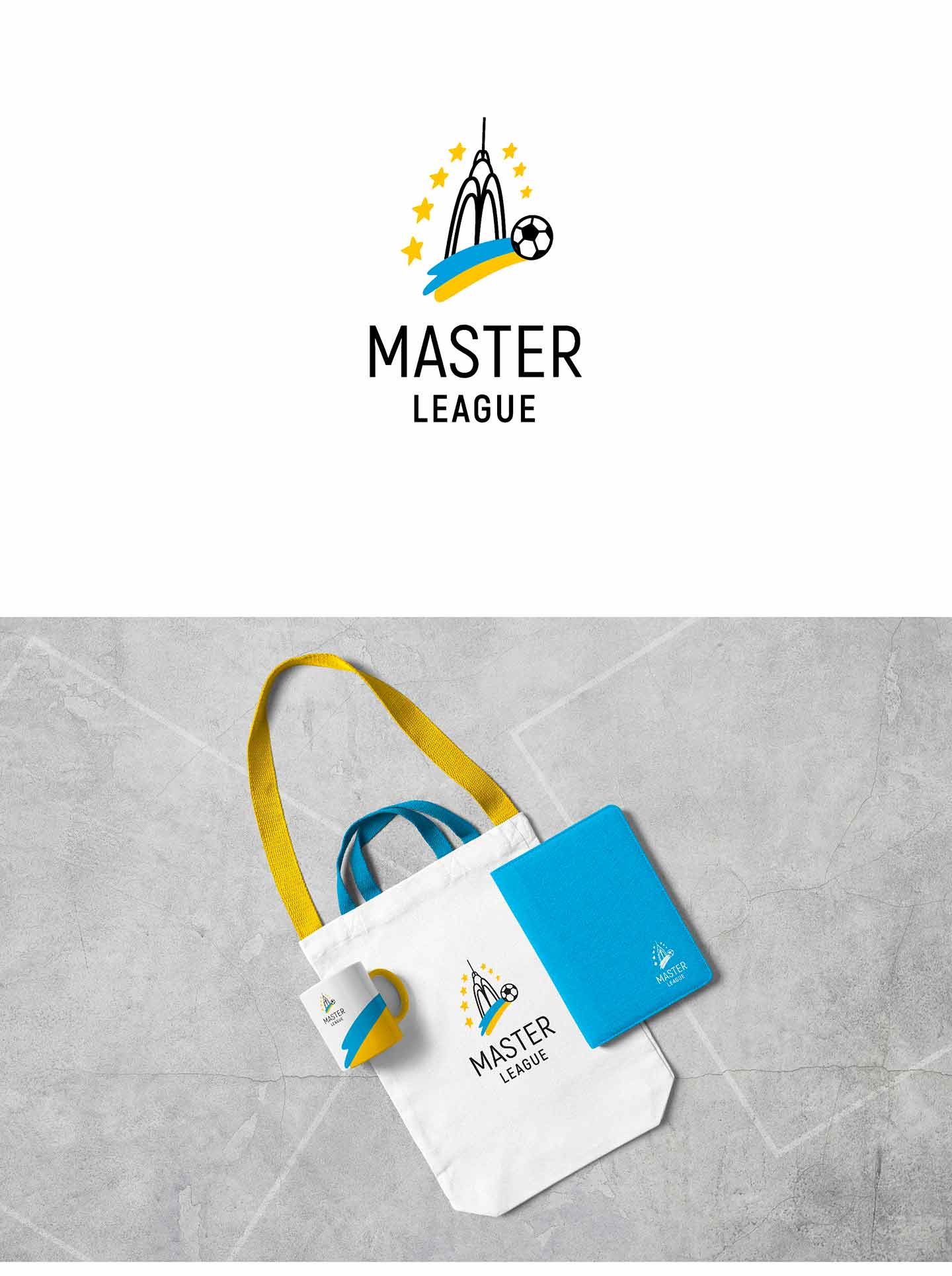 Master League - логотип