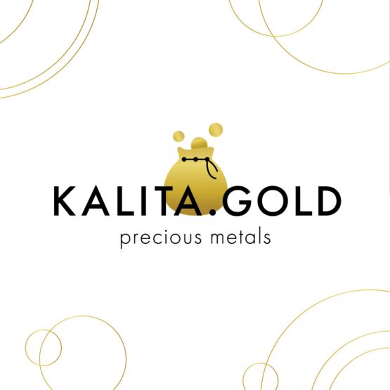Анимированный логотип Kalita.Gold