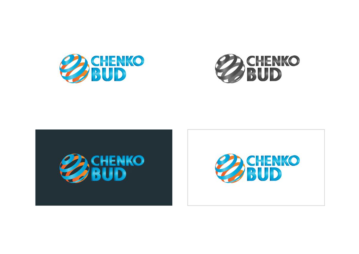 Логотип CHENKO-BUD